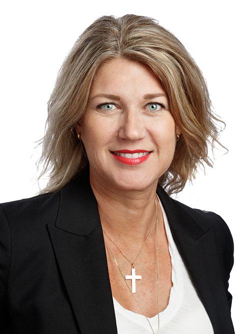 Ulrika Nibble, sekreterare SACD