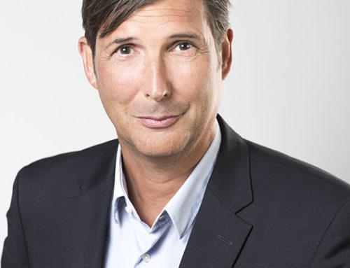Jonas Vogler, ny president för SACD, sänder en sommarhälsning
