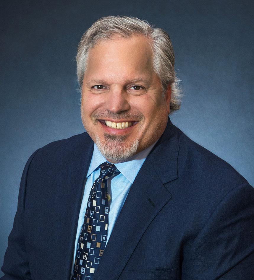 Dwight G Rickert, president, AACD