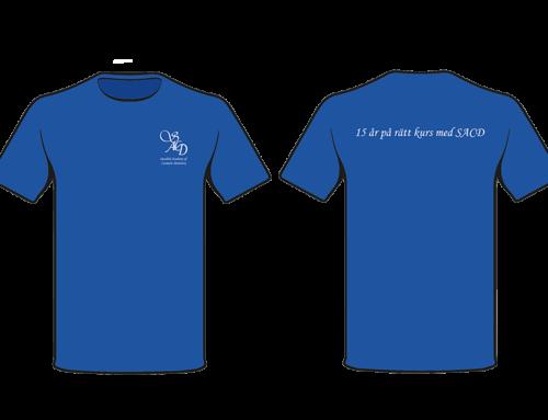 Medlem! Du har väl gjort anspråk på din SACD T-shirt?