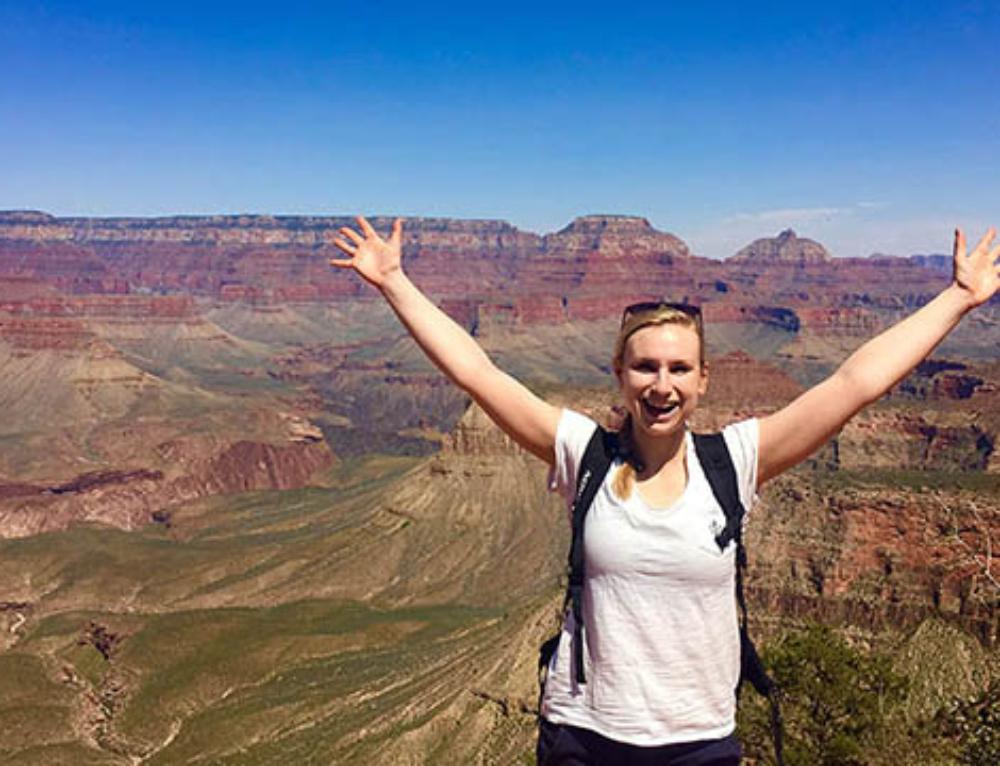 Stipendierapporten klar: Läs om Amandas fantastiska resa till Las Vegas
