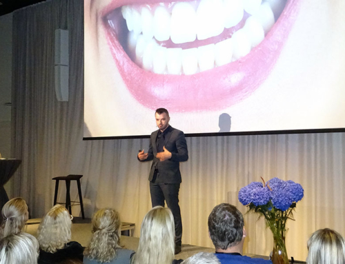 SACD Höstkurs 2017: Dr Cofars lektion i Digital Smile Design